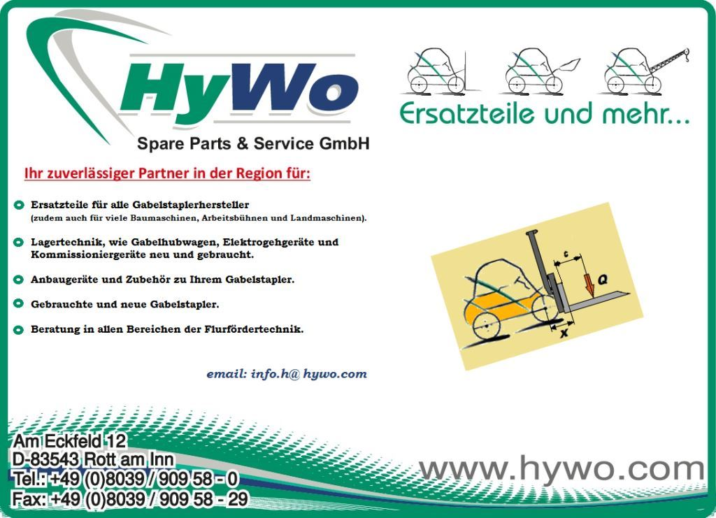 HyWo Annonce